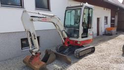 Takeuchi TB016 MS01- Sevice + UVV neu
