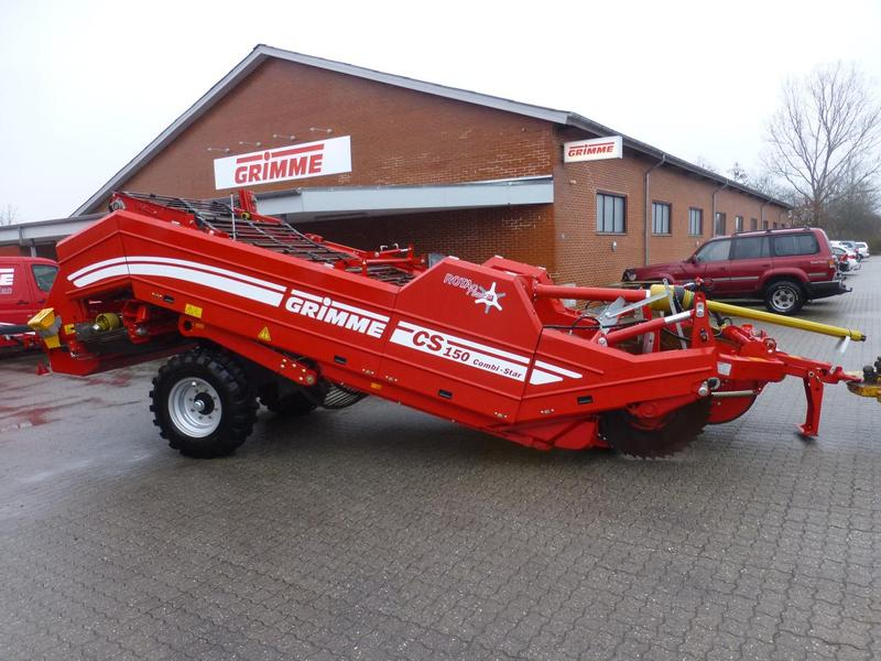 Grimme CS 170 RotaPower XL