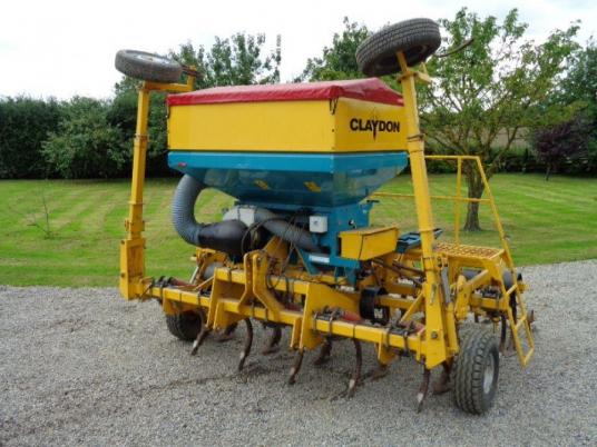 Claydon 3.4M Optiline MP Drill Claydon 3.4M Optiline MP Drill