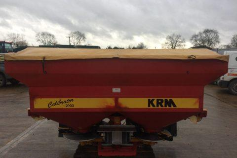 KRM CALIBRATOR FERTILISER SPREADER (2003)