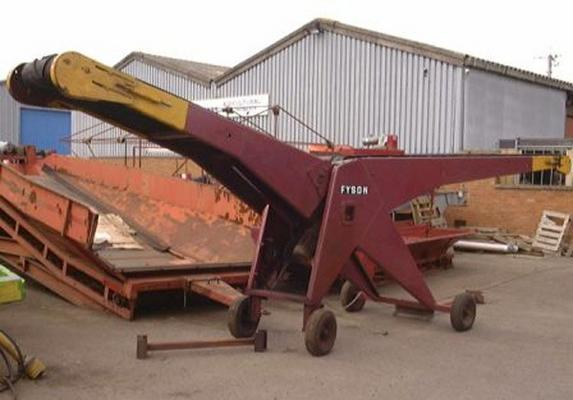 Other Fyson Packhorse container loader