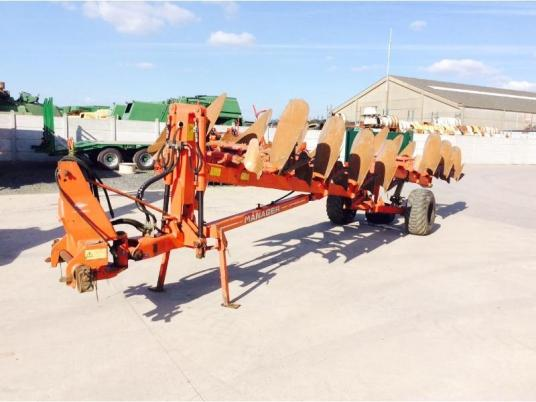 Kuhn MANAGER SPC 7