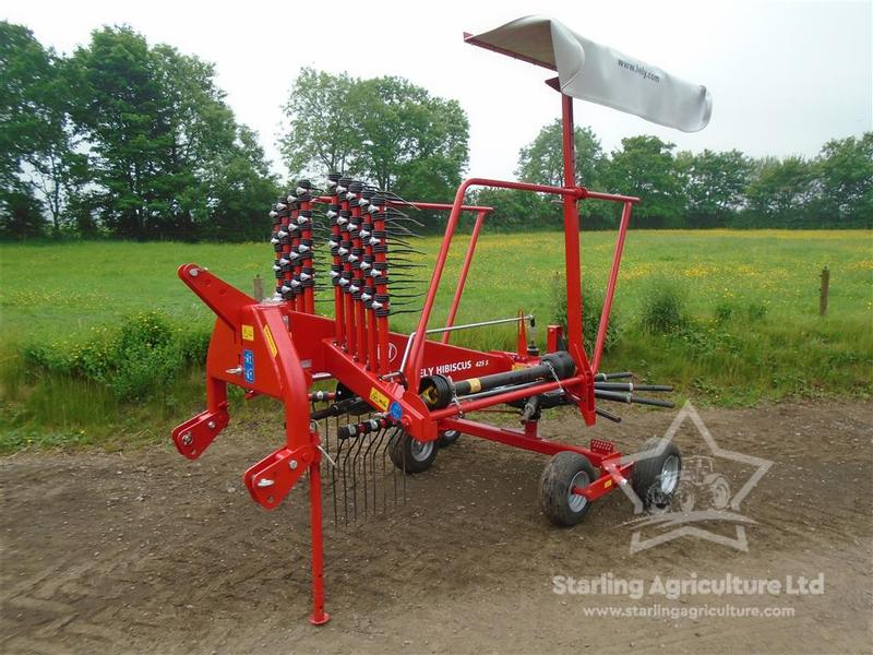 Lely Hibiscus 425 Rake For Sale