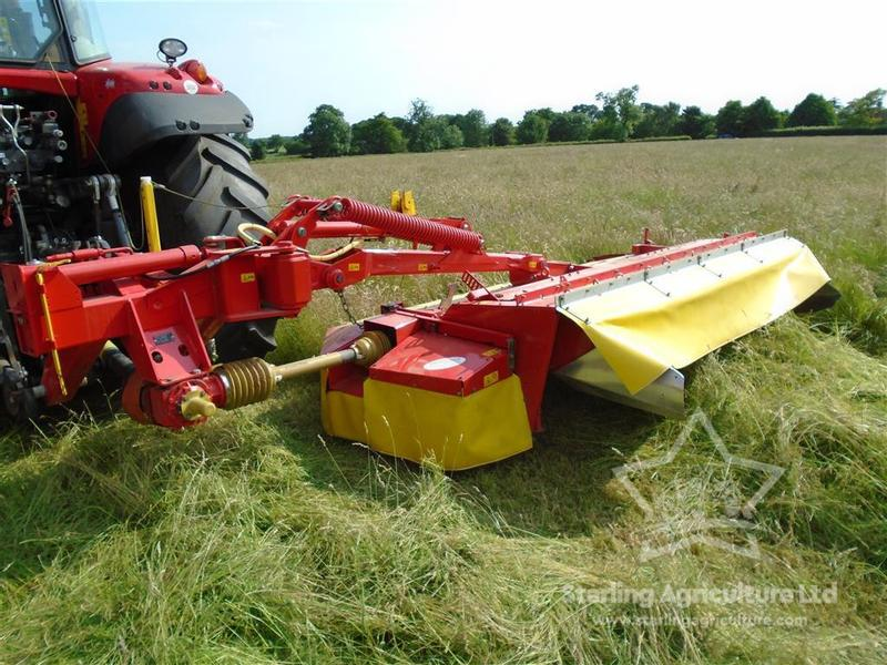 Pottinger 305H Extra Dry Mower Condition For Sale