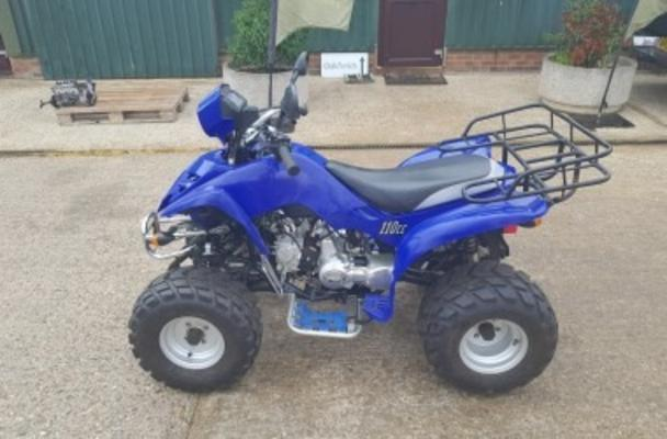 LONOIN 110CC QUAD BIKE