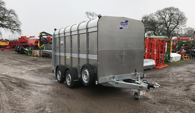 Ifor Williams Livestock Trailer