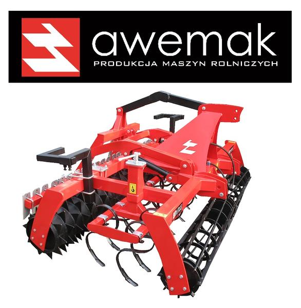 Awemak Cultivation and seeding with Packer roller CHEAP!!!