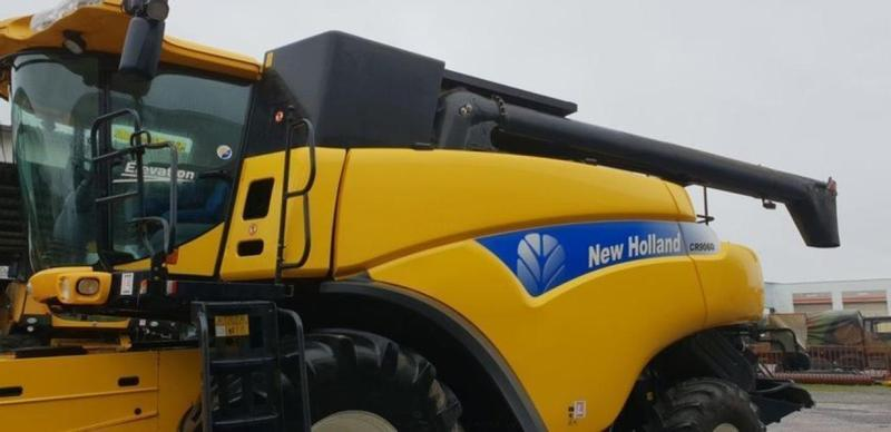 New Holland CR9060 ELEVATION
