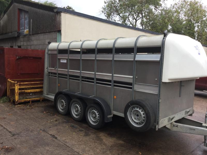 Ifor Williams TA510 LIVESTOCK TRAILER
