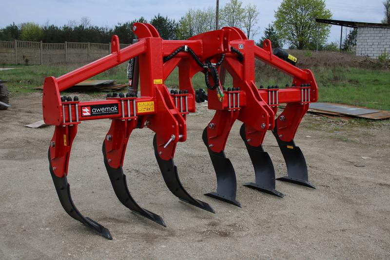 "Awemak Single-beam Subsoiler ""MICHEL"" tines HIGH QUALITY, LOW PRICE"
