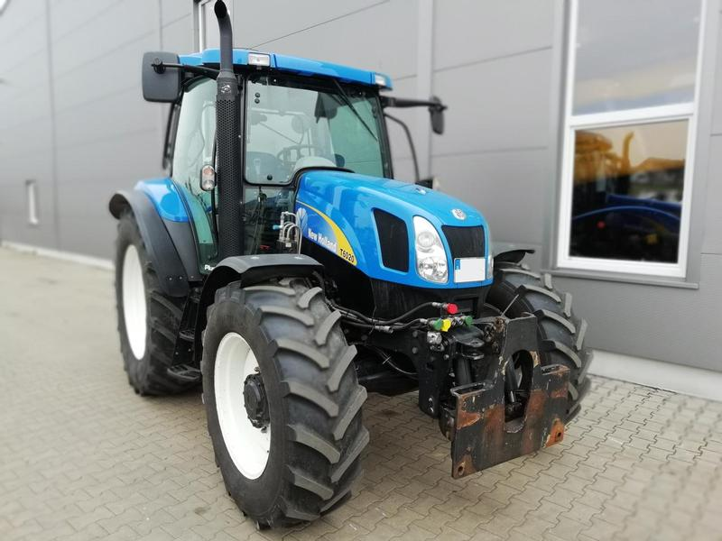 New Holland T 6020 Plus