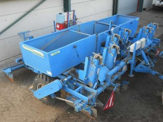 Used Standen 6 Row Potato Planter