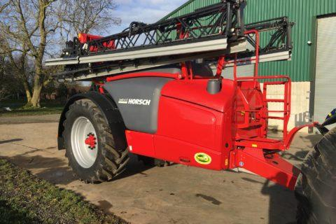 Horsch LEEB 4LT SPRAYER