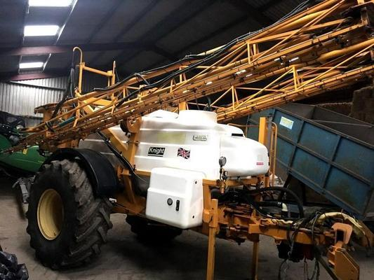 Knight 2004  EU 3000, 3000LITRE, 24M TRAILED SPRAYER ***NOW SOLD***
