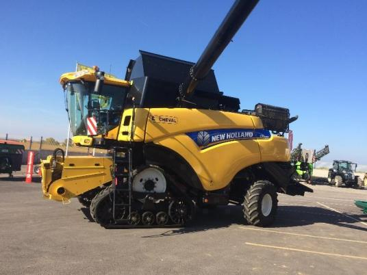 New Holland CR 9080 S-TRAX