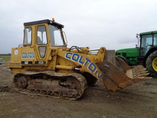 Caterpillar Used Cat 953B Drott