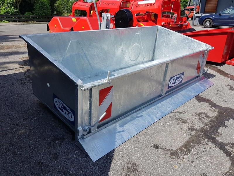 POWER-BOX HCL220 Heckcontainer -Lagergerät-