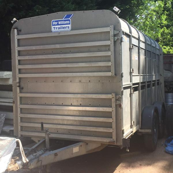 Ifor Williams TAG510-12