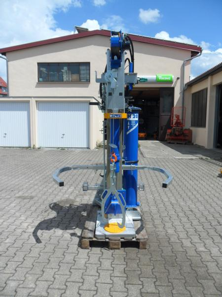 Binderberger H 20Z Super Speed mit Funkwinde