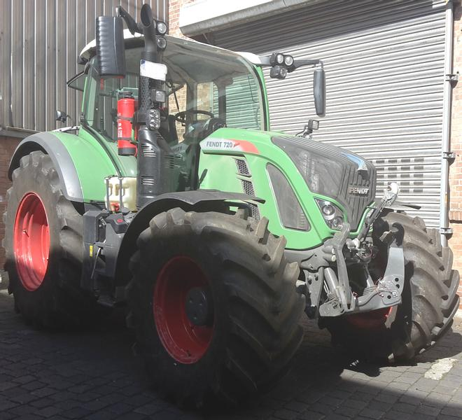 Fendt 720 S4 profi plus