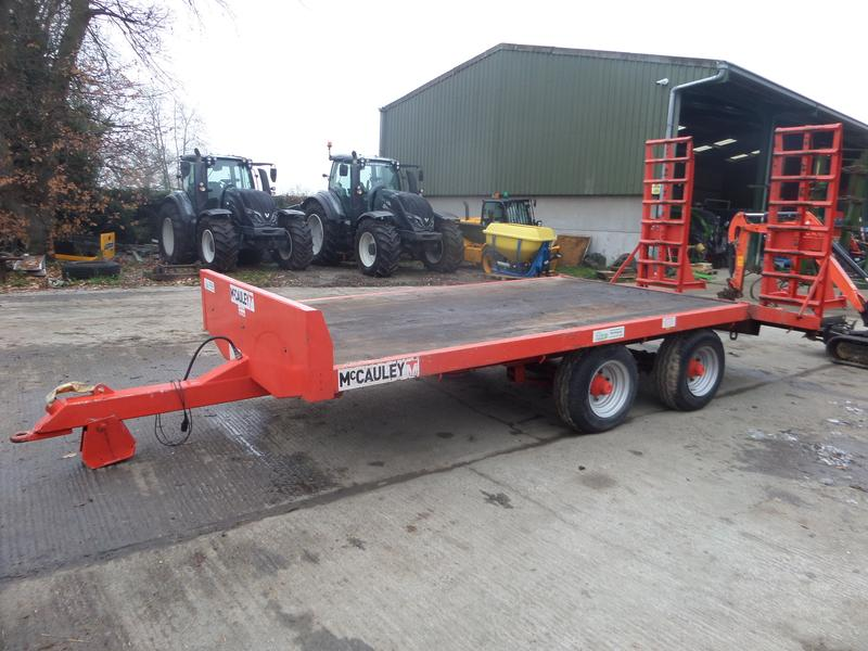 Mac MINI LOW LOADER TRAILER