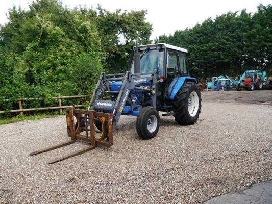 Ford 4630 2wd Tractor