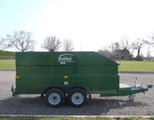 Bailey Trailers 200l Fuel Bowser