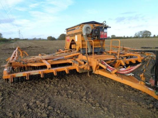 Simba Freeflow 8 Meter Dale Conversion Drill Simba Freeflow 8 Meter Dale Conversion Drill