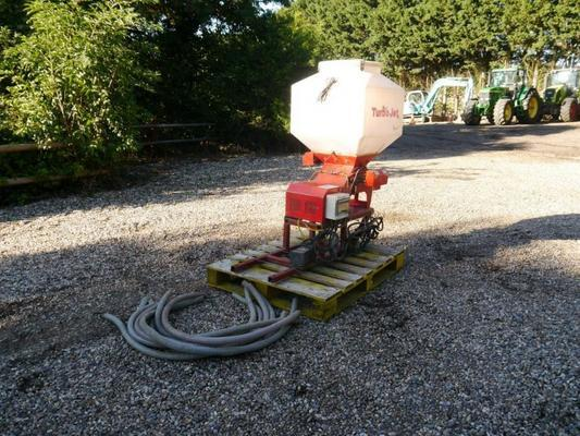 Stocks Turbo Jet Air Seeder