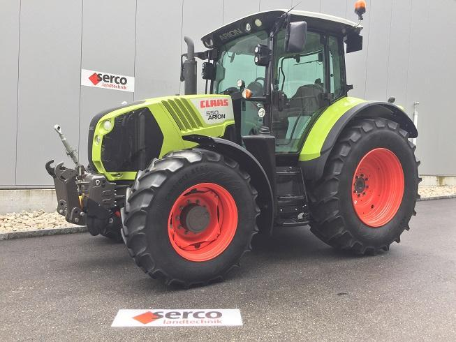 Claas ARION 550 T3b