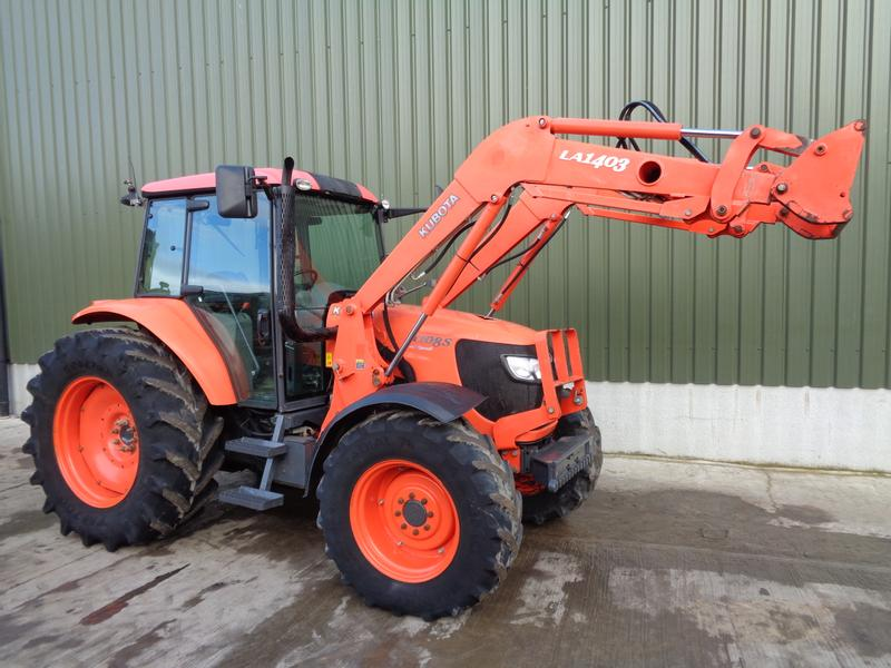 Kubota M108S Dual Speed C/W LA1403 Loader