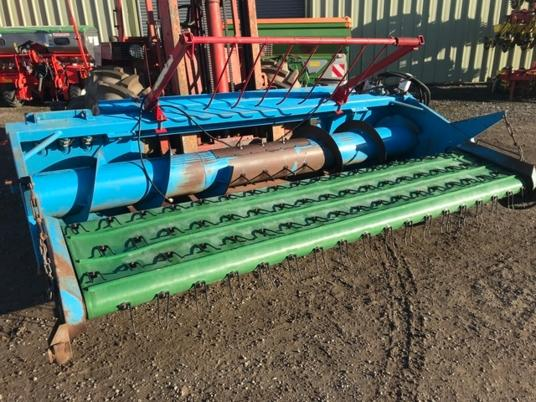 used pickup header for combine harvester d'occasion