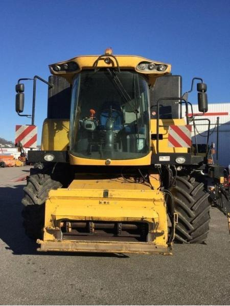 New Holland CX6090LATERALE