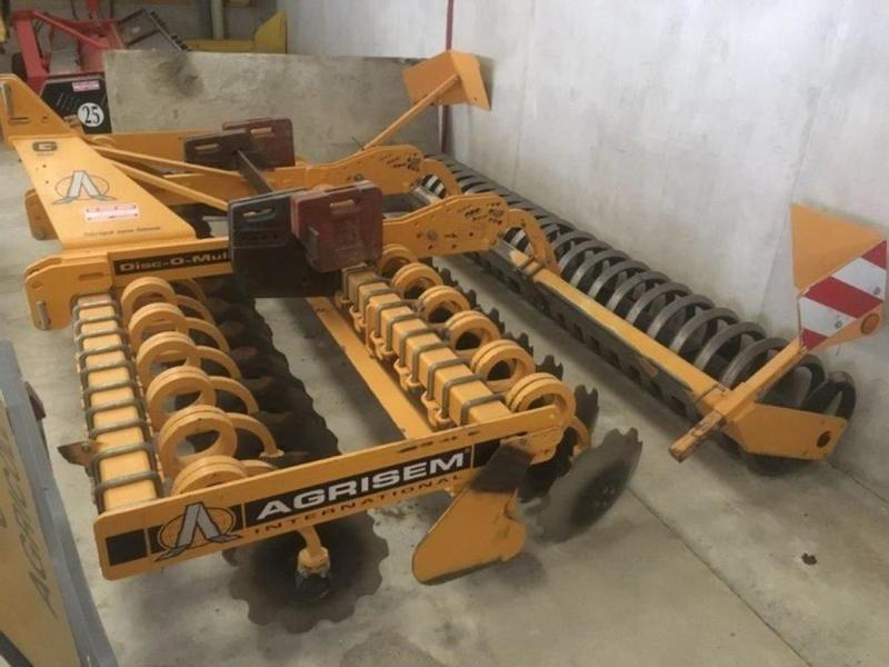 AGRISEM DISC-O-MULCH GOLD S