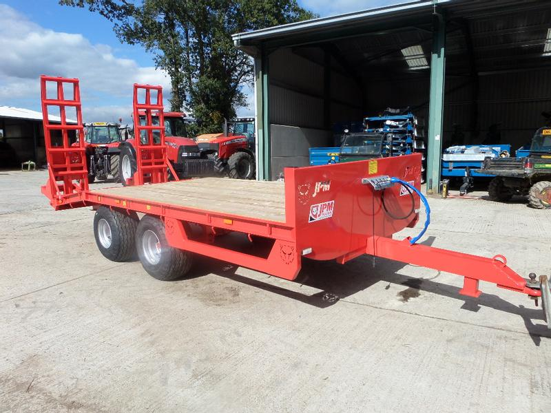 JPM 8 TONNE MIDI LOW LOADER TRAILER