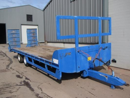 Sonstige JPM 15 Tons Low loader trailer, 05/2010