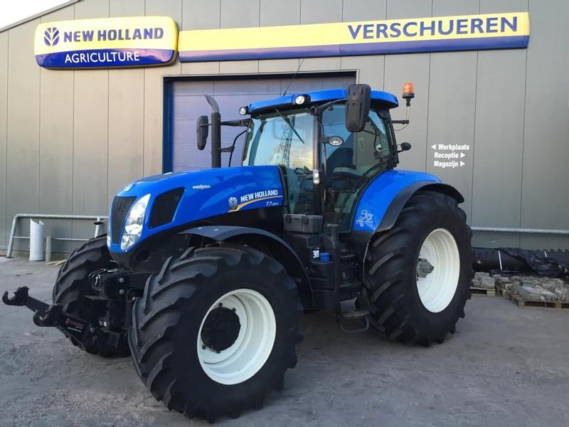 New Holland T7.260 Auto Command CVT