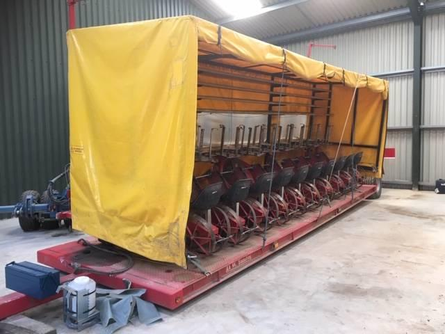 Tomlin 10 Row Veg Planter