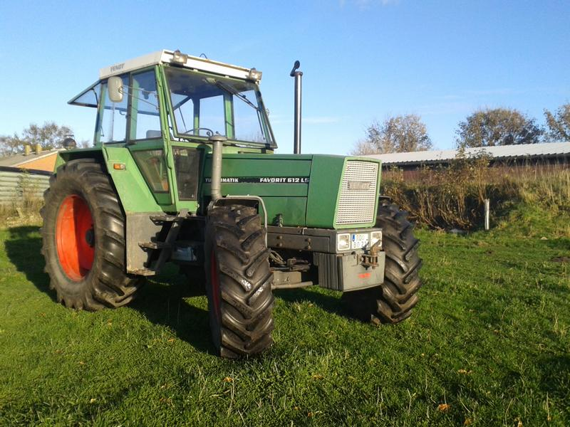 Fendt 612 LS Turbomatik