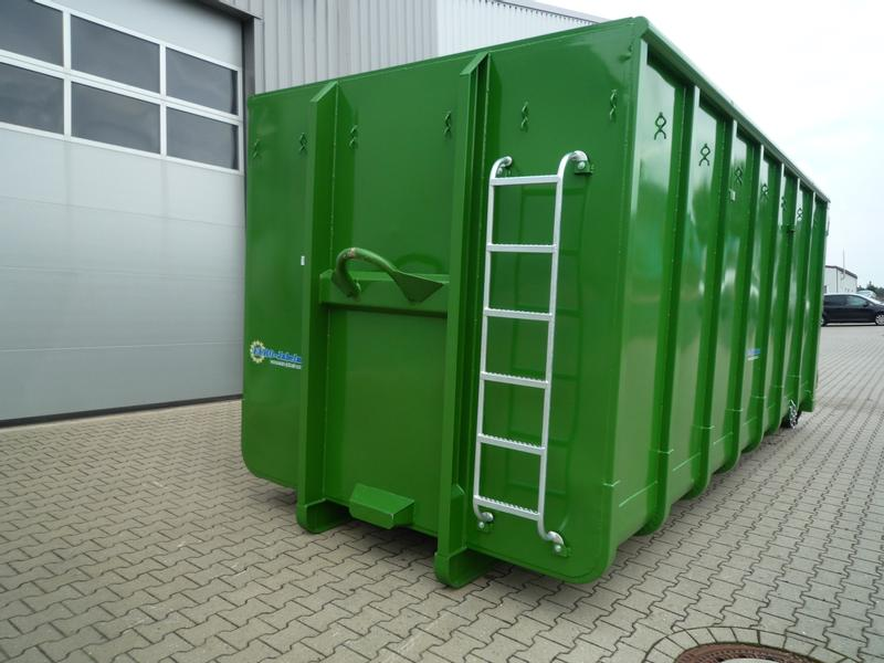EURO-Jabelmann Container STE 6250/2000, 30 m³,  Abrollcontainer, Hakenliftcontainer, L/H 6250/2000 mm, NEU