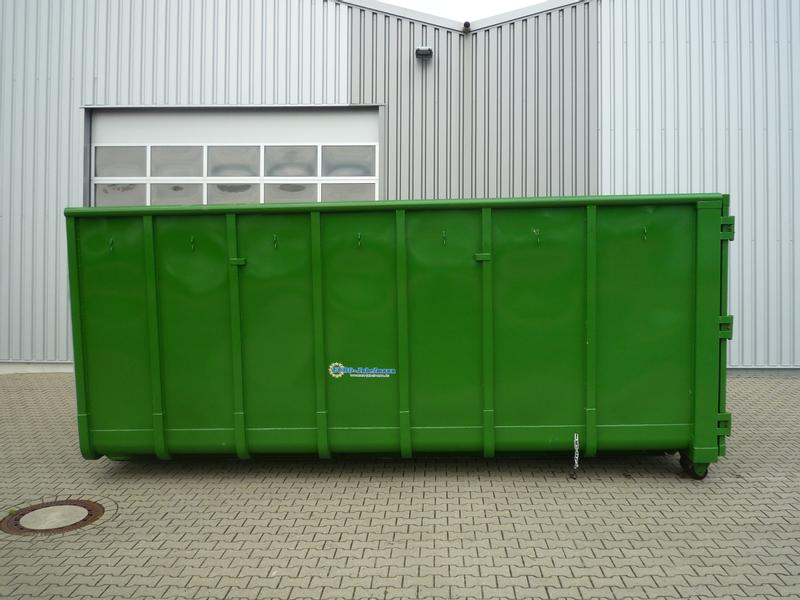 EURO-Jabelmann Container STE 6250/2300, 34 m³,  Abrollcontainer, Hakenliftcontainer, L/H 6250/2300 mm, NEU