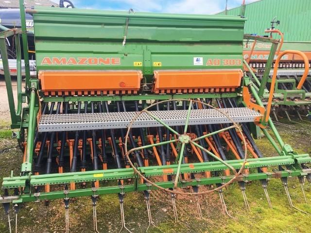Amazone KE303/AD303 Combination Drill