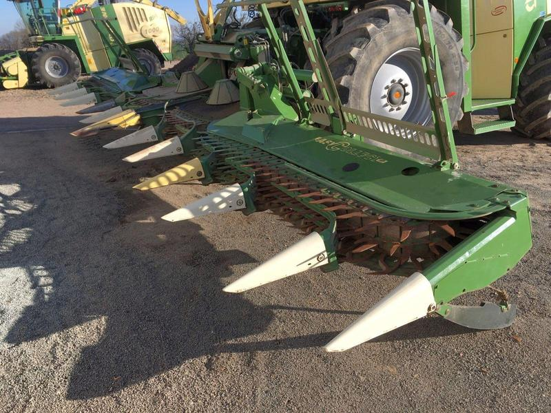 Krone EasyCollect 903 Maisgebiss