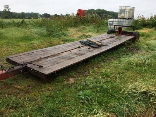 Sonstige LOW LOADER TRAILER