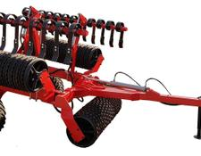 AWEMAK Pre-sowing Cambridge roller - 4,5 m ! Ocassion!