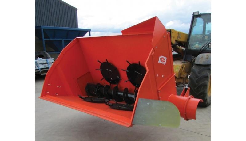 Ritchie Root & Grain Auger Bucket