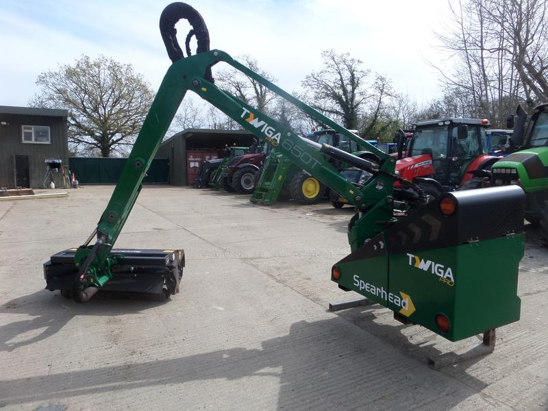 Spearhead TWIGA PRO 650T HEDGE CUTTER