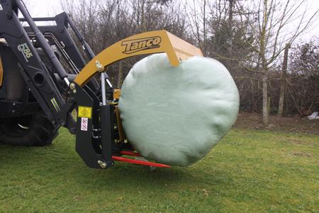 Tanco Bale Shear
