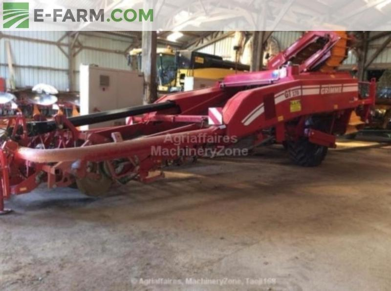 Grimme GT 170 s Double MS