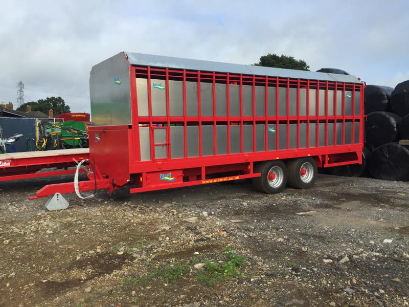 MCM 24ft Cattle Trailer